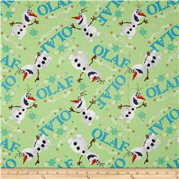 Disney Frozen Olaf Toss Green
