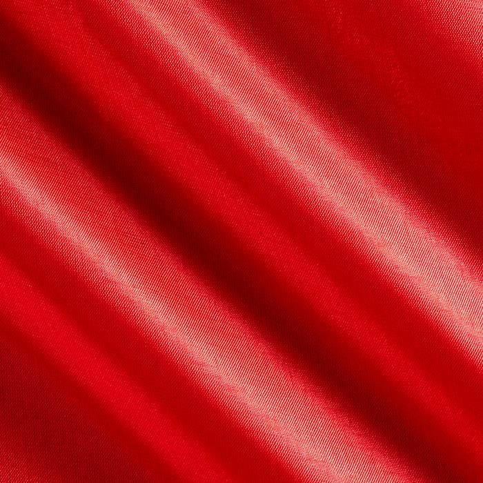 Polyester Lining Red