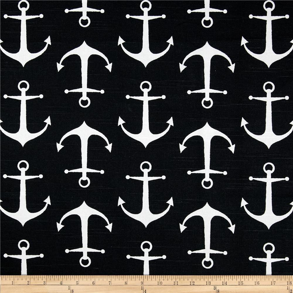Premier Prints Sailor Slub Black