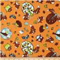 Frolicking Forest Adventure Orange
