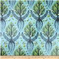 Tula Pink Birds & Bees Laminate Tree Of Life Pool
