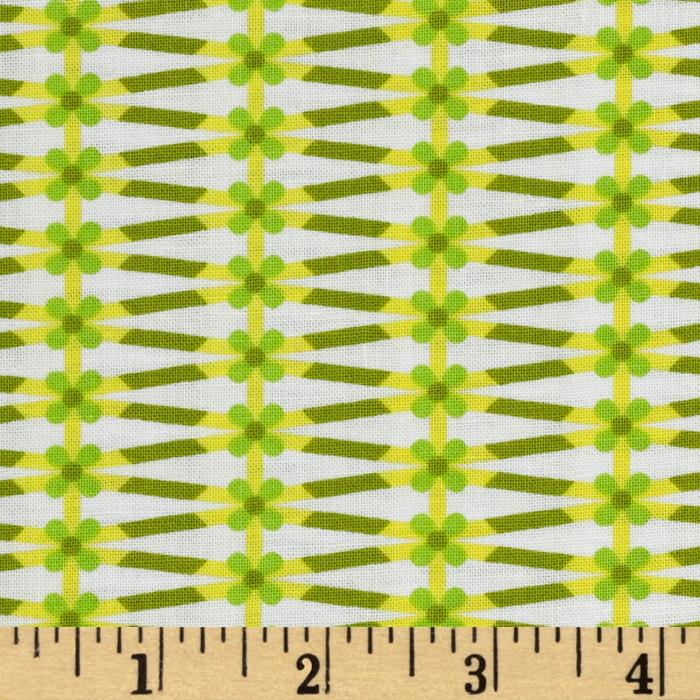 Jenean Morrison True Colors Ribbon Lime