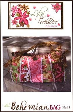 Lila Tueller The Bohemian Bag Pattern