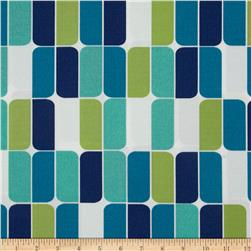 Richloom Solarium Outdoor Trillium Aquamarine Home Decor Fabric