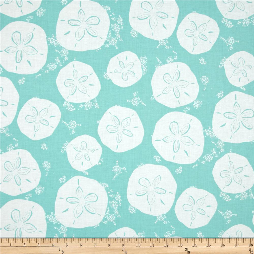 Tides Sand Dollar Blue