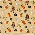 Maywood Studio Halloweenie Tossed Halloweenies Light Tan
