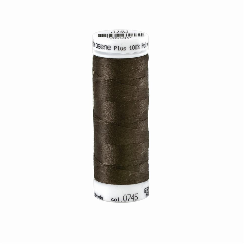 Mettler Metrosene Polyester All Purpose Thread Dark Espresso
