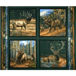 Wild Wings Brighton Passage Pillow Panel Multi