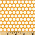 Birch Organic Mod Basics Dottie One Orange