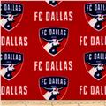 MLS Fleece Dallas FC Red/White