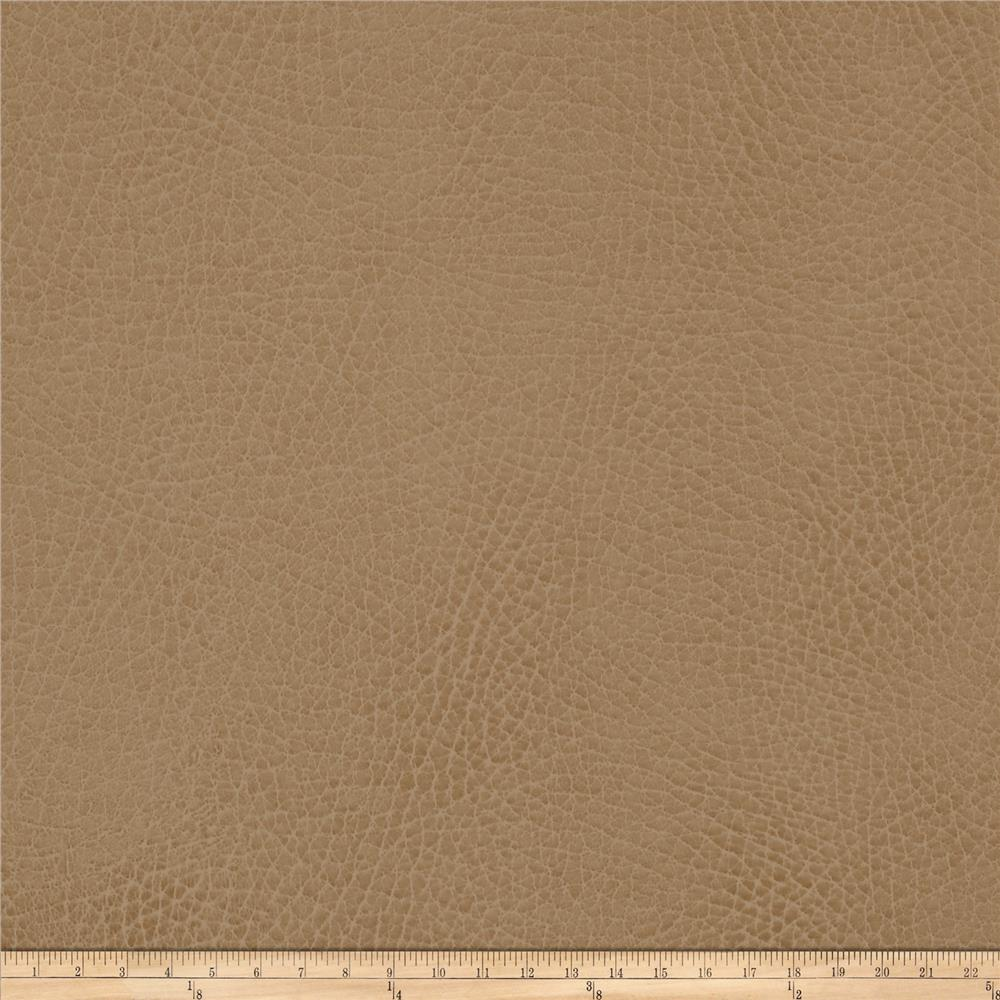 Swavelle/Mill Creek Gunner Pebbled Faux Leather Latte