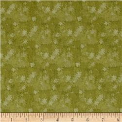 Native Pine Tonal Texture Light Green