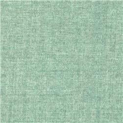 Wool Suiting Grey Ocean
