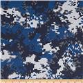 Flyboy Camo Dots Blue/Navy/Grey