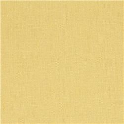 Brussels Washer Linen Blend Buttercup