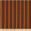 Jo Morton Charleston Aztec Stripe Brown