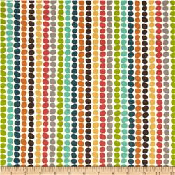 Birch Organic Serengeti Knit Pebble Stripe Multi