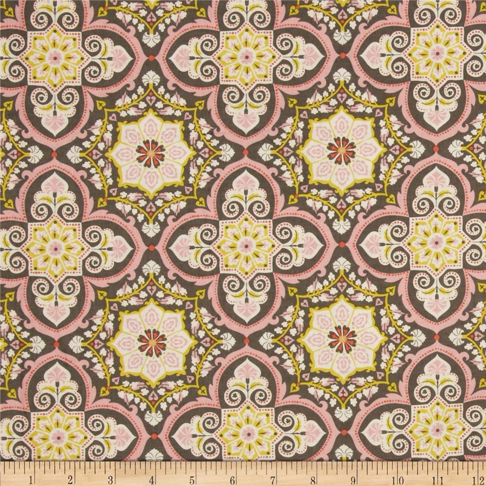 Turkish Delight Grandeur Tile Pink