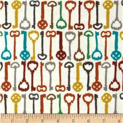 Valori Wells Ashton Road Flannel Keys Spice