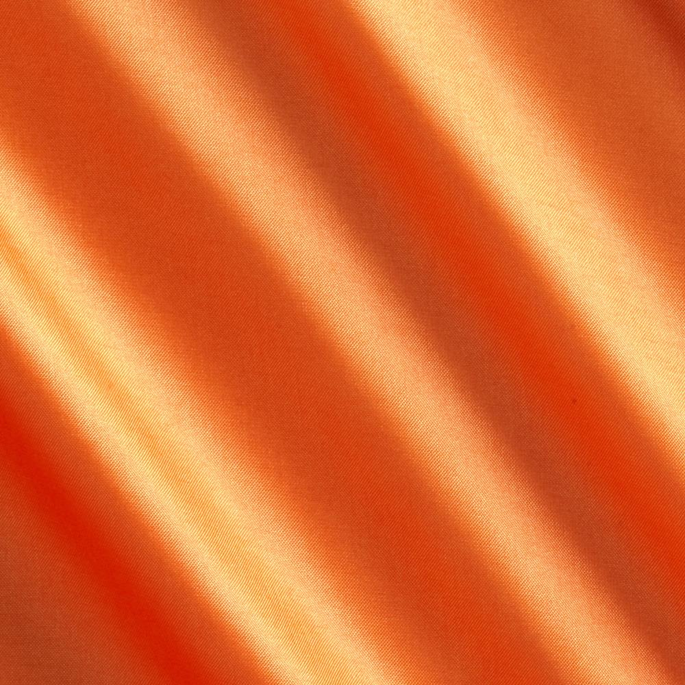 China Silk Polyester Lining Neon Orange