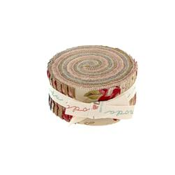 Moda Jelly Bean Prints 2 1/2'' Jelly Roll