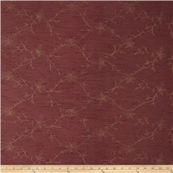 Trend 2665 Faux Silk Burgundy