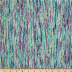 Liberty of London Murray Loopback Terry Art Aqua