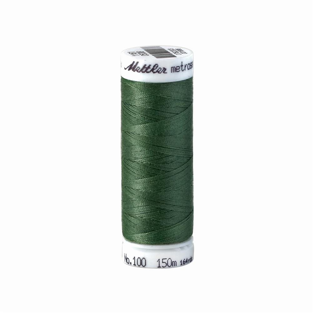 Mettler Metrosene Polyester All Purpose Thread Green Dust