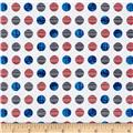 Patriotic Pride Dot White