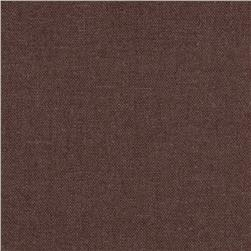 Brussels Washer Linen Blend Espresso