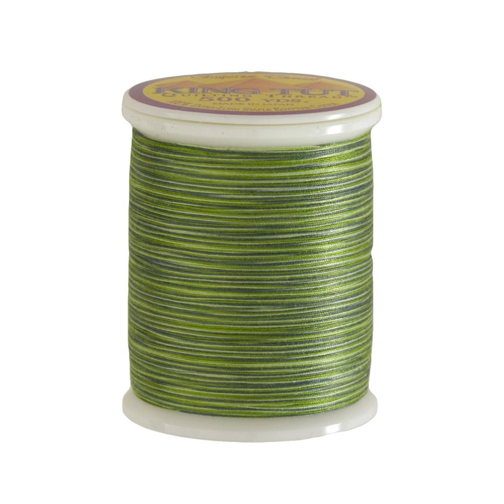 Superior King Tut Cotton Quilting Thread 3-ply 40wt 500yds Oasis