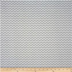 Sweet Safari Chevron Grey