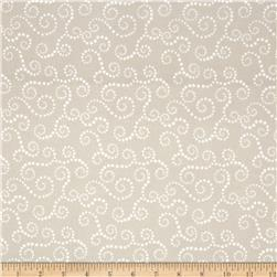 Riley Blake Oh Boy! Flannel Swirls Grey