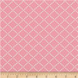 Moda Guernsey Kit Flower Plaid Bloom