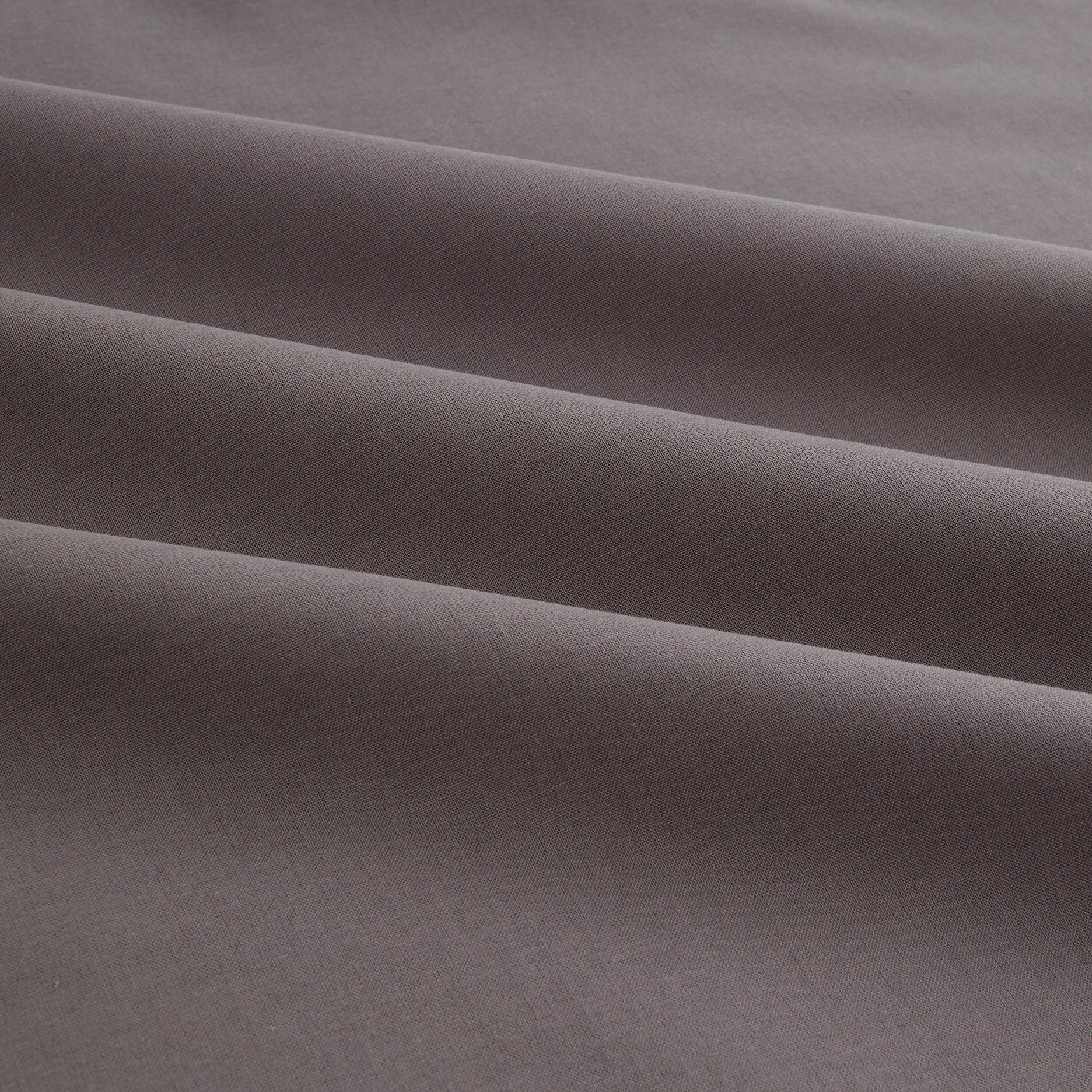 Cotton Voile Dark Grey Fabric