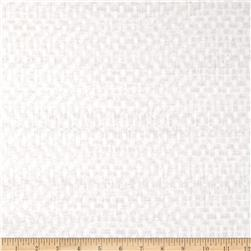 Kaufman Sweet Lady Jane Jacquard Clip Dot White