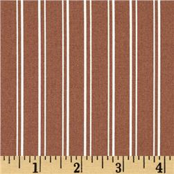 Moda Kindred Spirits Stripe Brown