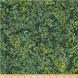 Moda Joy Batiks Frost Evergreen