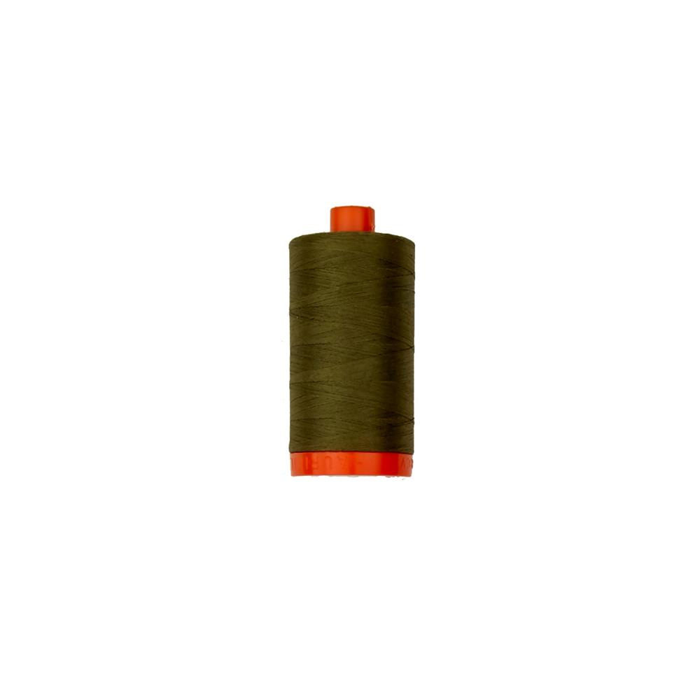 Aurifil Quilting Thread 50wt Army Green