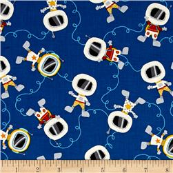 Space Adventure Mini Astronauts Navy
