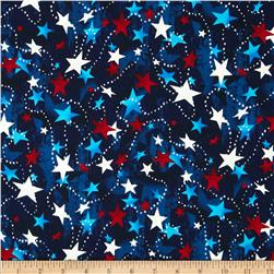 Made in the USA Stars Red White Blue