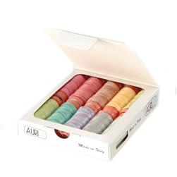 Tula Pink Aurifil Premium Collection 10 Small Spools