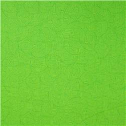 Lola Textures Spring Green Fabric