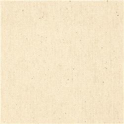 Rockland 45'' Cotton Duck Natural Fabric