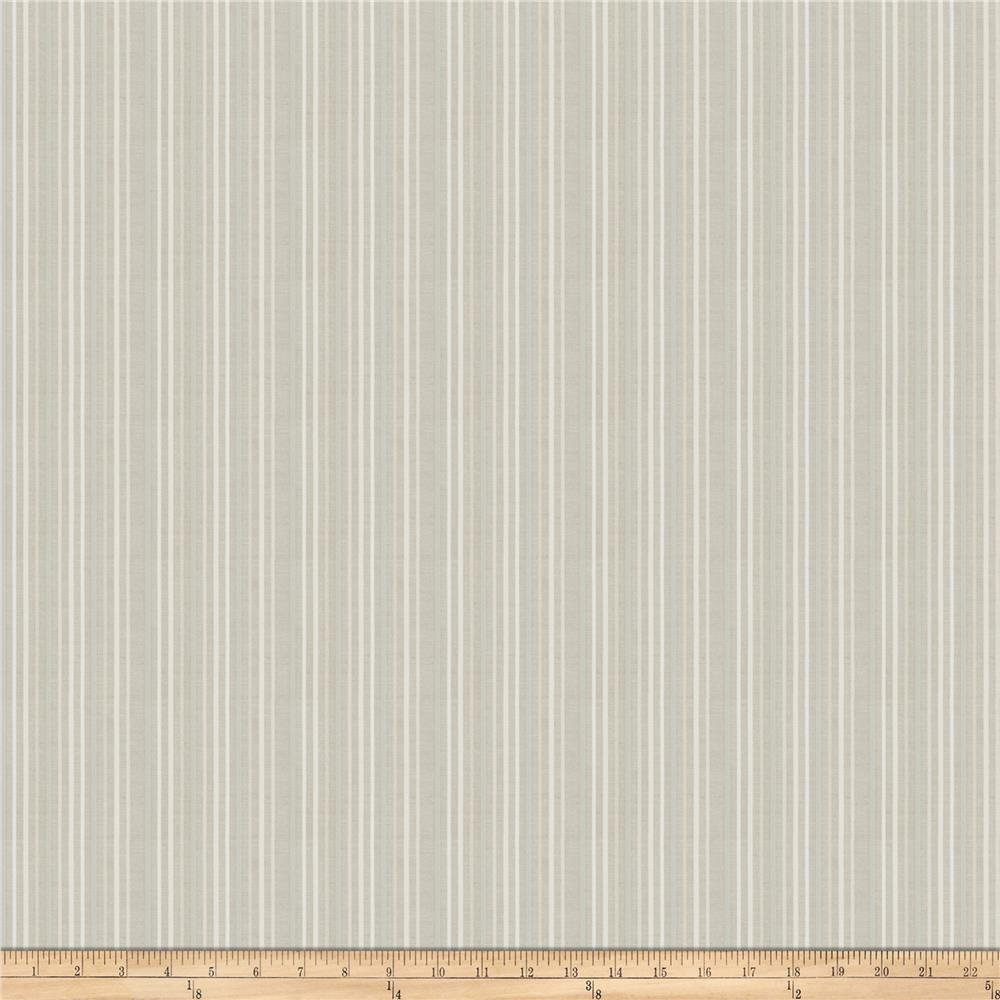 Fabricut Giovanni Stripe Smoke