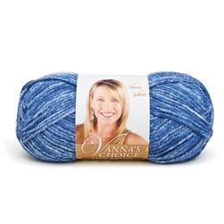 Lion Brand Vanna's Choice Yarn (300) Denim Mist
