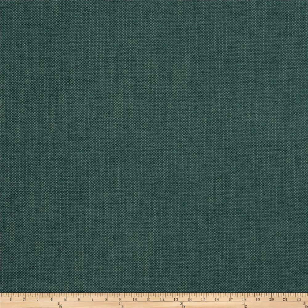 Fabricut Zenith Chenille Basketweave Teal