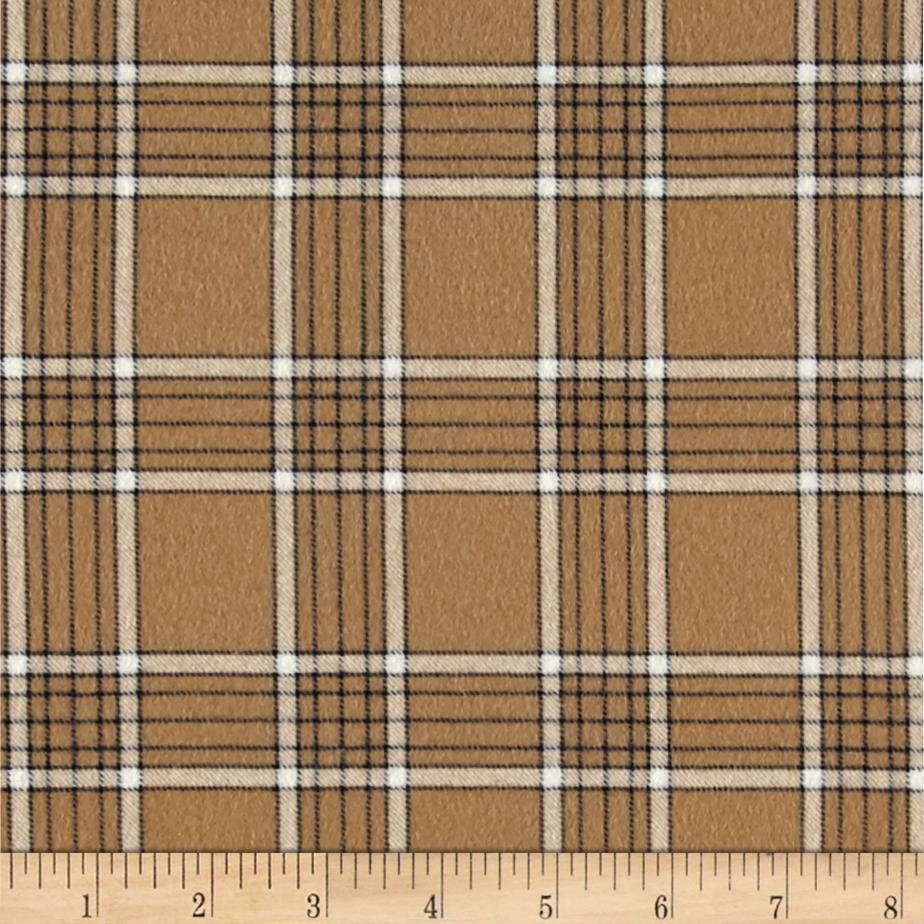Guitar String Flannel Tan