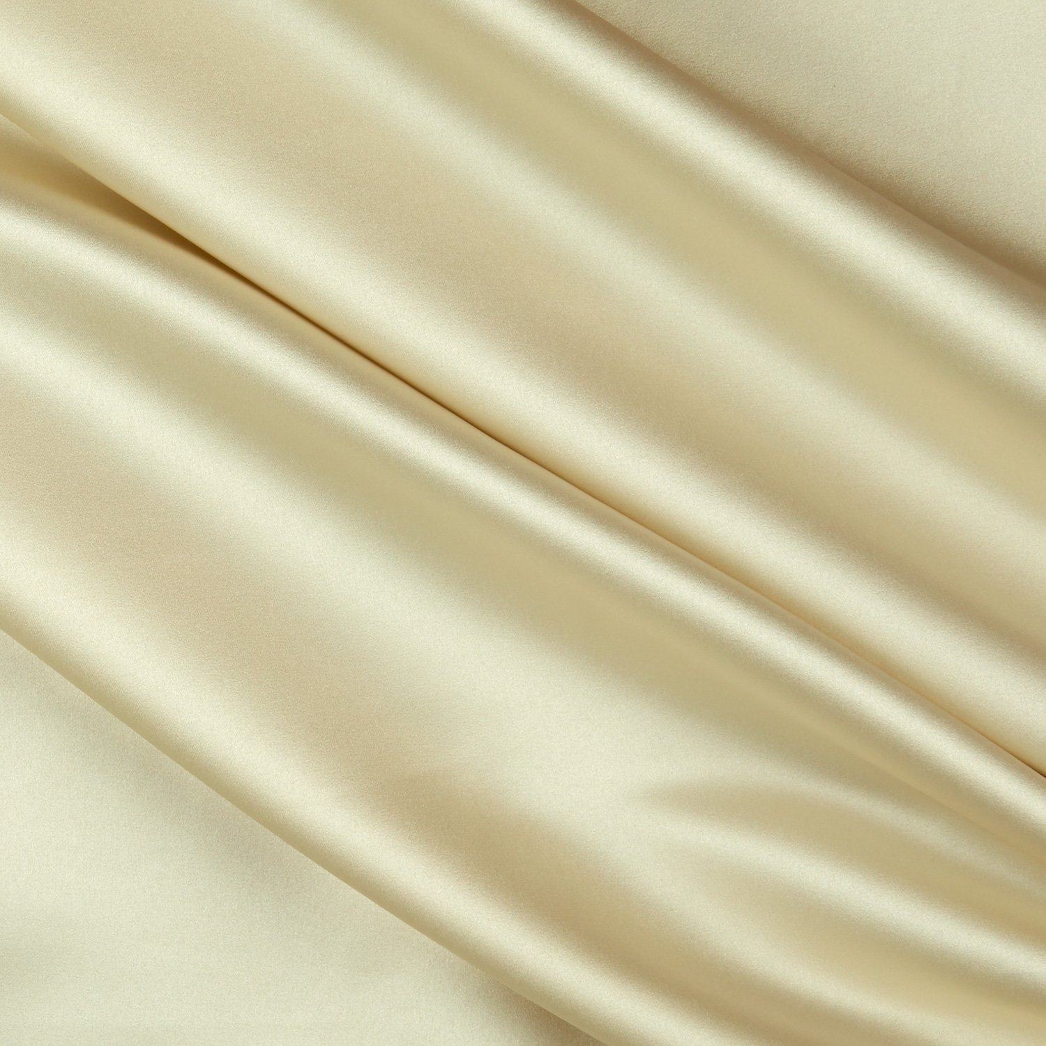 Adore Duchess Satin Ivory Fabric
