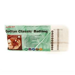 Fairfield Organic Cotton Classic Batting Queen 90